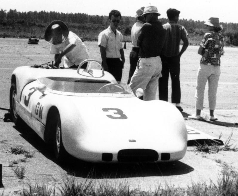 Begra Mk Ii Sports Racer