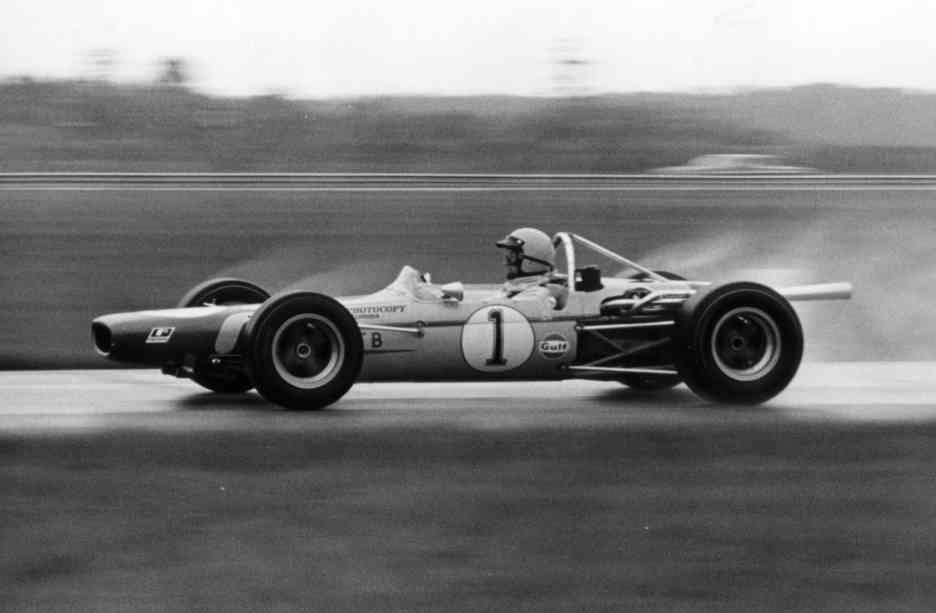 Beach T-11 Formula Ford and Formula B racing cars