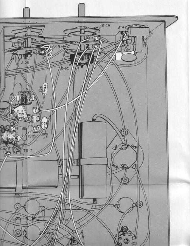 Knight T-150A wiring diagram