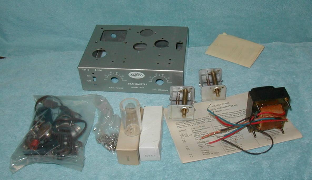 Vintage Radio Kits 120