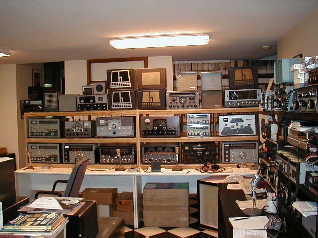 K4NYW Vintage Ham Radio