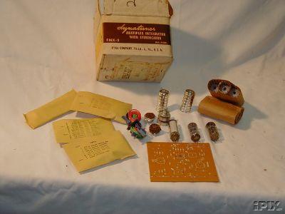 Vintage Hi-fi Kits - Dynaco