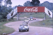 VIR July 1965 - under the pedestrian bridge