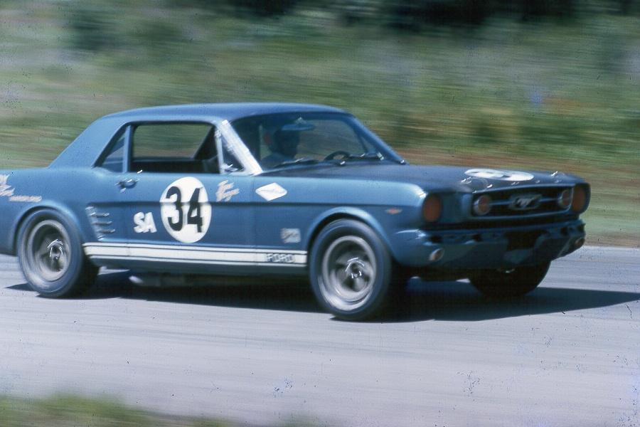 Anyone build a Trans-Am race car? - Vintage Mustang Forums